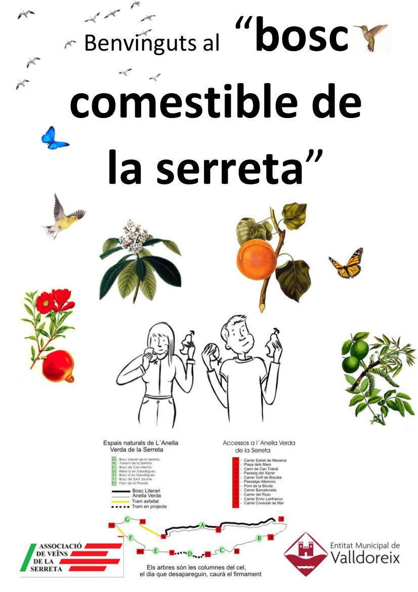 bosc comestible